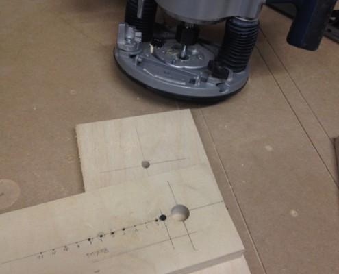 Bau eines eigenen Kreisschneiders