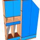 Kinderzimmerschrank in Sketchup